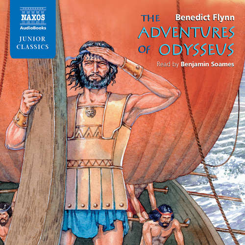 Audiobook The Adventures of Odysseus (EN) - Benedict Flynn - Benjamin Soames