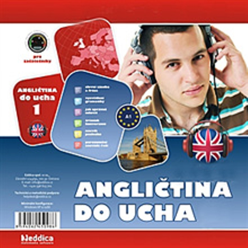 Angličtina do ucha - Authors Various (Audiokniha)
