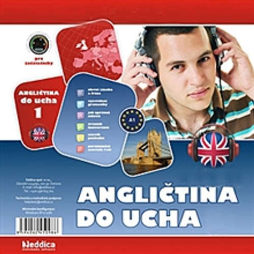 Audiokniha Angličtina do ucha - Various authors - Rôzni Interpreti