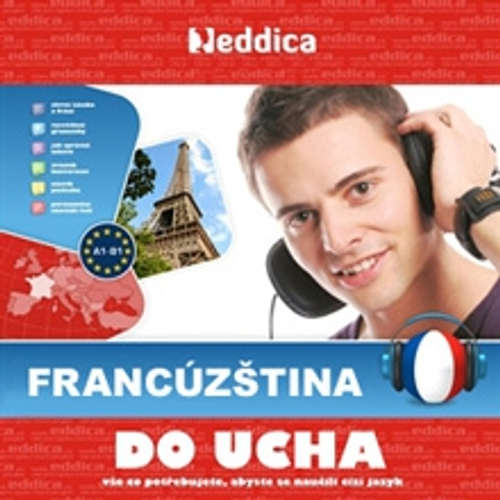 Audiokniha Francúzština do ucha - Various authors - Rôzni Interpreti