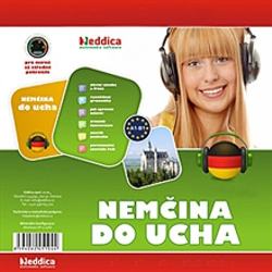 Nemčina do ucha - Authors Various (Audiokniha)