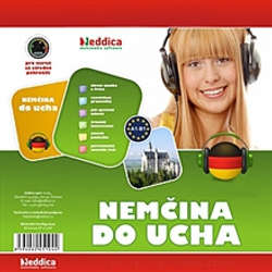 Audiokniha Nemčina do ucha - Různí autoři - Rôzni Interpreti