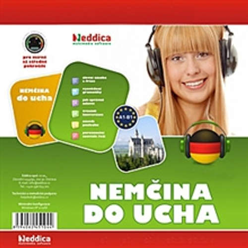 Audiokniha Nemčina do ucha - Various authors - Rôzni Interpreti