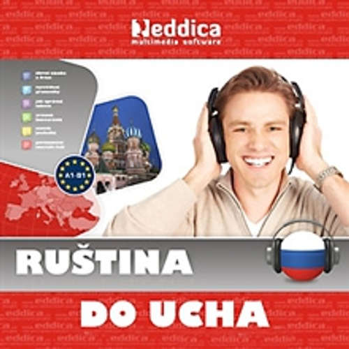 Audiokniha Ruština do ucha - Various authors - Rôzni Interpreti
