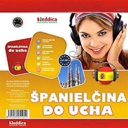 Španielčina do ucha - Authors Various (Audiokniha)