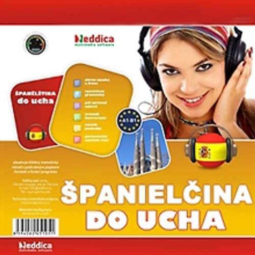 Audiokniha Španielčina do ucha - Rôzni autori - Rôzni Interpreti