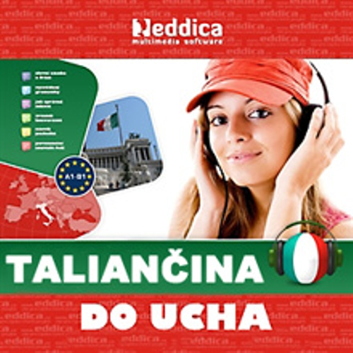 Taliančina do ucha - Authors Various (Audiokniha)