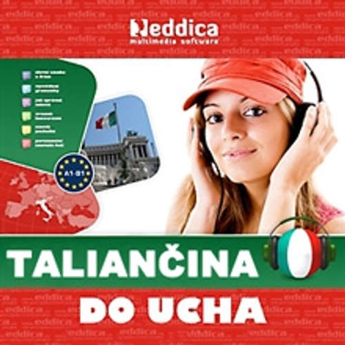 Audiokniha Taliančina do ucha - Various authors - Rôzni Interpreti