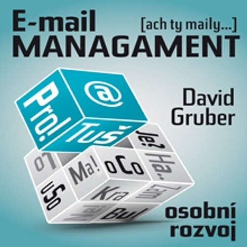 Audiokniha E-mail management - David Gruber - David Gruber