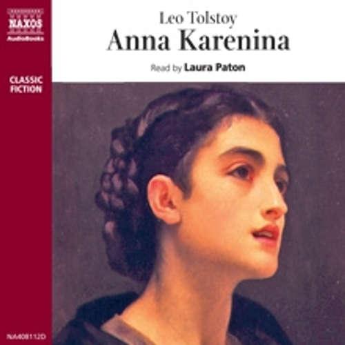 Audiobook Anna Karenina (EN) - Lev Nikolajevič Tolstoj - Laura Paton