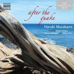 Audiobook After the Quake (EN) - Haruki Murakami - Rupert Degas