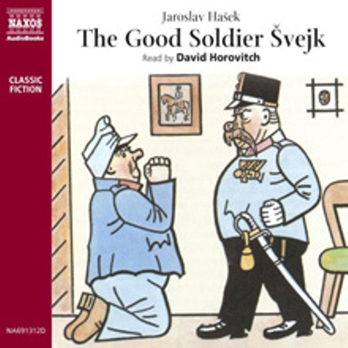 The Good Soldier Švejk (EN) - Jaroslav Hašek (Audiobook)