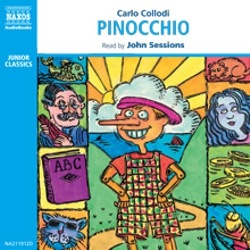 Pinocchio (EN) - Carlo Collodi (Audiobook)