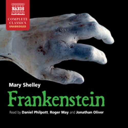 Frankenstein (EN) - Mary Shelley (Audiobook)