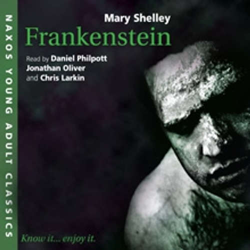 Audiobook Frankenstein - YAC (EN) - Mary Shelley - Chris Larkin