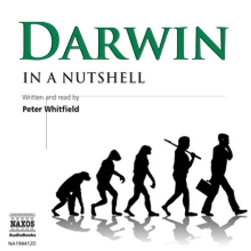 Audiobook Darwin In a nutshell (EN) - Peter Whitfield - Peter Whitfield