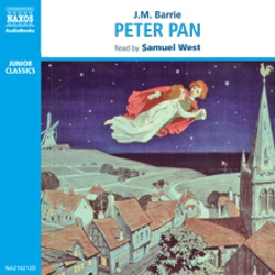 Peter Pan (EN) - J.M. Barrie (Audiobook)