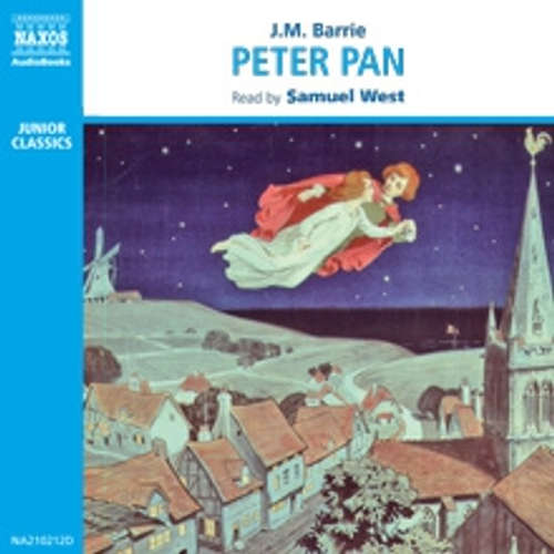 Audiobook Peter Pan (EN) - J.M. Barrie - Samuel West