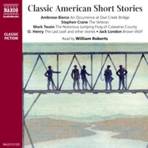 Audiobook Classic American Short Stories (EN) - Různí autoři - Rôzni Interpreti