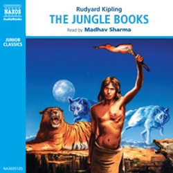 The Jungle Books (EN) - Rudyard Kipling (Audiobook)