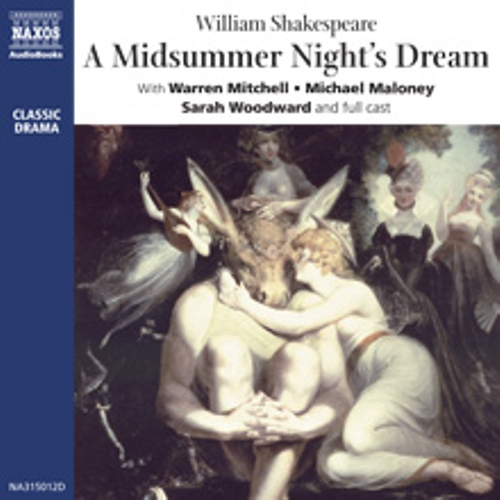 A Midsummer Night's Dream (EN) - William Shakespeare (Audiobook)