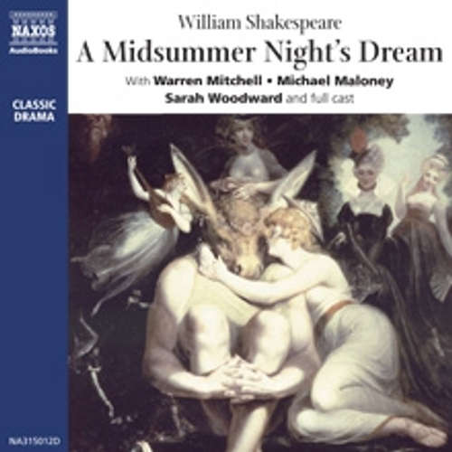 Audiobook A Midsummer Night's Dream (EN) - William Shakespeare - Rôzni Interpreti