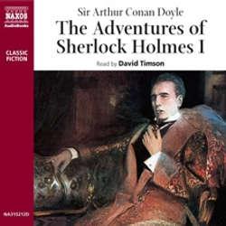 Audiobook The Adventures of Sherlock Holmes I (EN) - Arthur Conan Doyle - David Timson