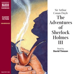 The Adventures of Sherlock Holmes III (EN) - Arthur Conan Doyle (Audiobook)