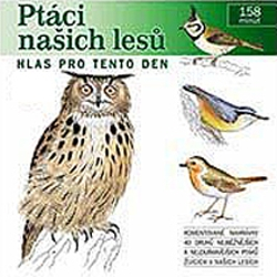 Ptáci našich lesů - Pavel Pelz (Audiokniha)