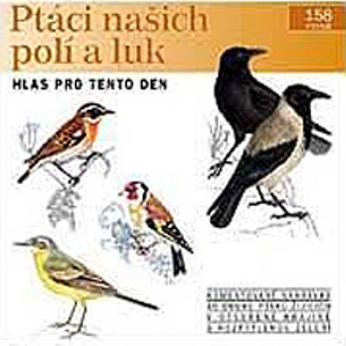 Ptáci našich polí a luk - Pavel Pelz (Audiokniha)
