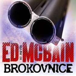 Audiokniha Brokovnice - Ed McBain - Pavel Pavlovský