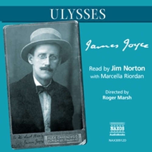 Audiobook Ulysses (EN) - James Joyce - Jim Norton