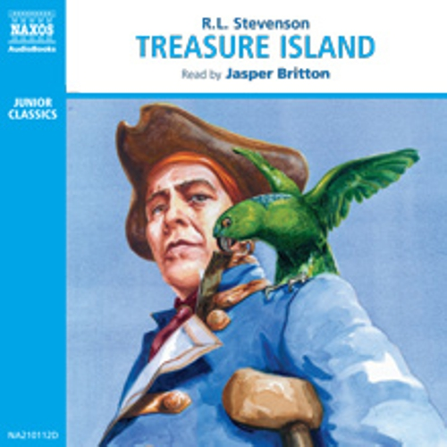 Treasure Island (EN) - Robert Louis Stevenson (Audiobook)