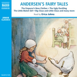 Andersens Fairy Tales (EN) - Hans Christian Andersen (Audiobook)