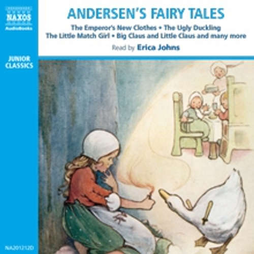 Audiobook Andersens Fairy Tales (EN) - Hans Christian Andersen - Madhav Sharma