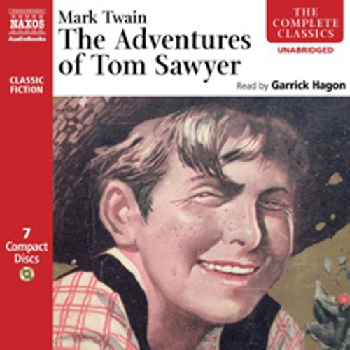 The Adventures of Tom Sawyer (EN) - Mark Twain (Audiobook)