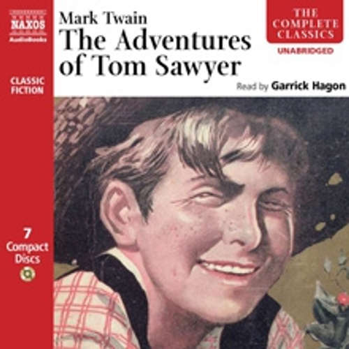 Audiobook The Adventures of Tom Sawyer (EN) - Mark Twain - Garrick Hagon
