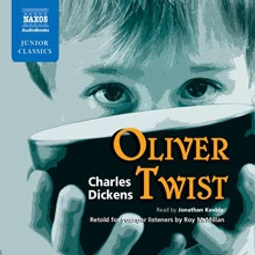Audiobook Oliver Twist - YAC (EN) - Charles Dickens - Jonathan Keeble