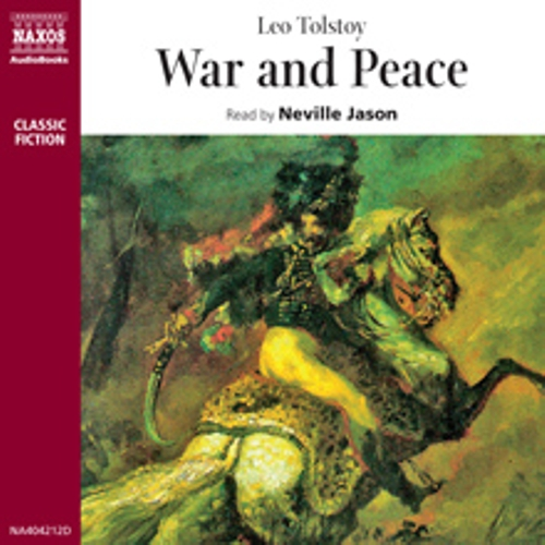 War and Peace (EN) - Lev Nikolajevič Tolstoj (Audiobook)