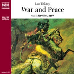 Audiobook War and Peace (EN) - Lev Nikolajevič Tolstoj - Neville Jason
