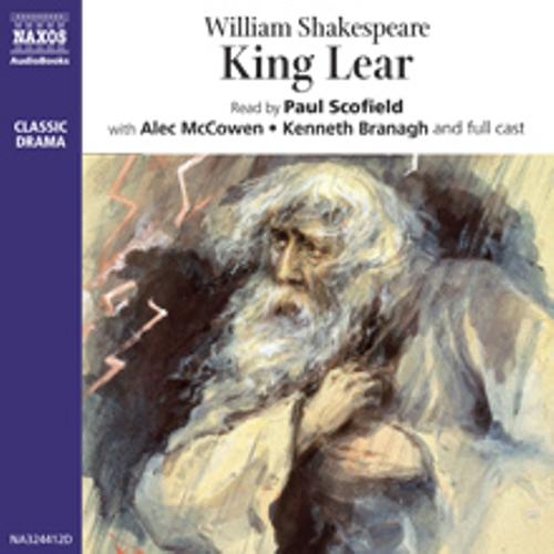 King Lear (EN) - William Shakespeare (Audiobook)