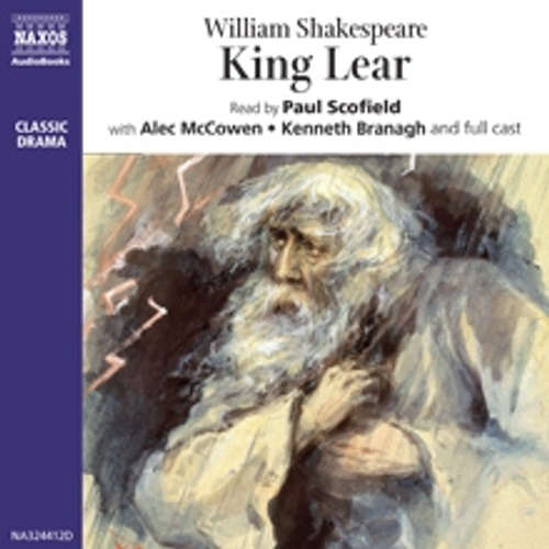 Audiobook King Lear (EN) - William Shakespeare - Paul Scofield