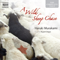 A Wild Sheep Chase - Haruki Murakami (Audiobook)