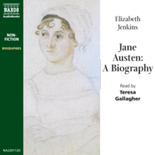 Jane Austen Biography (EN) - Elizabeth Jenkins (Audiobook)