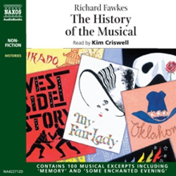 The History of the Musical (EN) - Richard Fawkes (Audiobook)