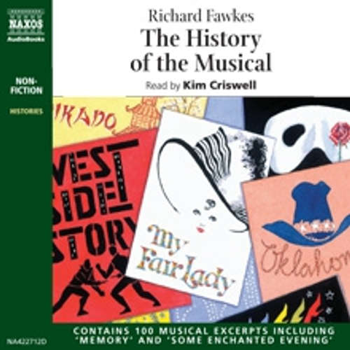 Audiobook The History of the Musical (EN) - Richard Fawkes - Kim Criswell
