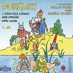 Pohádky z Jižních Čech a Šumavy aneb vyprávění kapra Jakuba - Různí Autoři (Audiokniha)