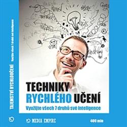 Techniky rychlého učení - Dan Miller (Audiokniha)