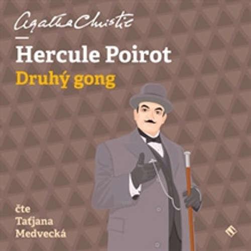Audiokniha Druhý gong - Agatha Christie - Taťjana Medvecká