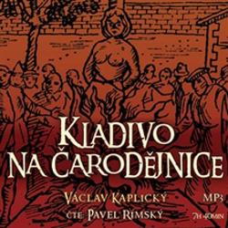 Kladivo na čarodějnice - Václav Kaplický (Audiokniha)